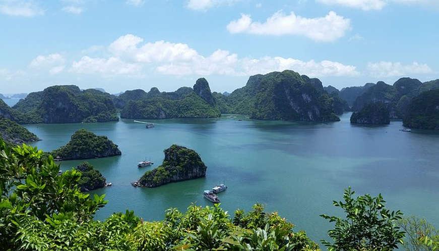Voyage de noces au Vietnam : 3 sites à envisager comme destination