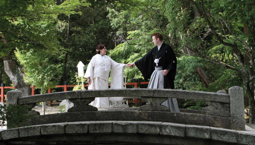 Voyage de noces au Japon : quelles destinations ?